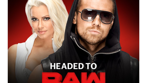 The Miz and Maryse to Raw