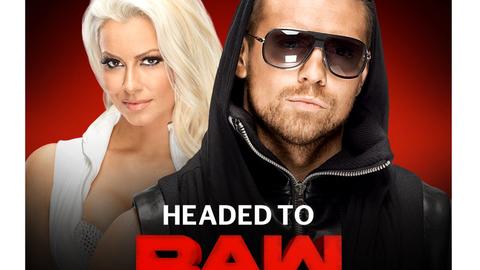 The Miz and Maryse to Raw