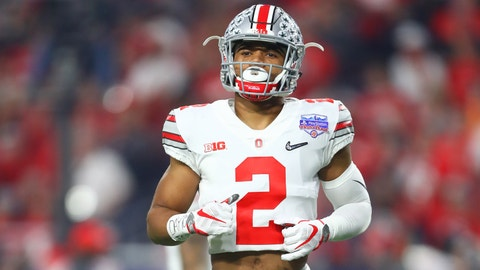 Saints:  Marshon Lattimore, CB, Ohio State