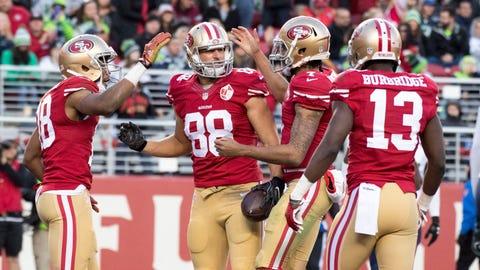 San Francisco 49ers - 8:25