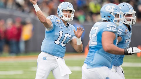 If the Browns believe in Trubisky, it's a win-win scenario