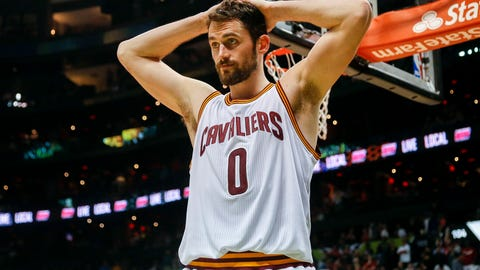 Kevin Love needs to be better
