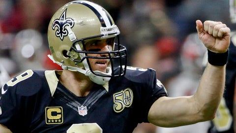 New Orleans Saints: Drew Brees