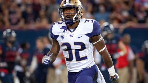 36. Arizona Cardinals (via trade with Chicago Bears): Budda Baker, S, Washington