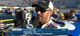 Austin Dillon Grabs First Top Five of the Year | 2017 MARTINSVILLE | FOX NASCAR