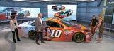 Danica Patrick Reveals Wonder Woman/One Cure Paint Scheme | NASCAR RACE HUB