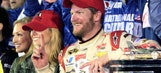 Dale Earnhardt Jr. 1-on-1 with Michael Waltrip I NASCAR RACEDAY