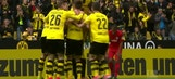 Borussia Dortmund vs. Eintracht Frankfurt | 2016-17 Bundesliga Highlights