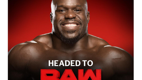 Apollo Crews to Raw