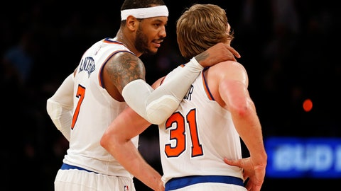 Carmelo's still a first-ballot Hall of Famer