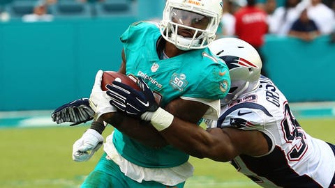 The Dolphins can't back up Landry's claim