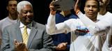 WATCH: Oscar Robertson praises Russell Westbrook