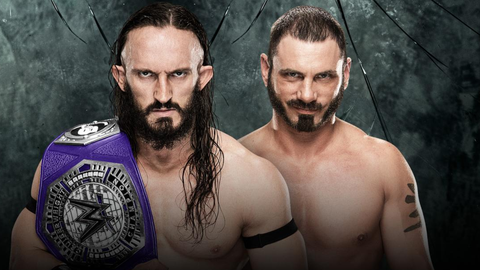 Neville vs. Austin Aries for the Cruiserweight Championship