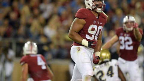 49ers: Solomon Thomas, DE, Stanford