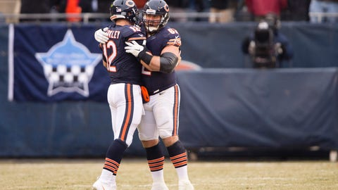 Chicago Bears - 8:35