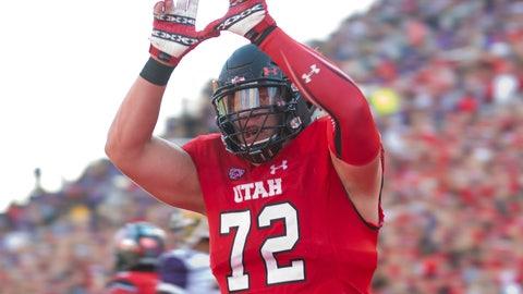 40. Panthers: Garett Bolles - OT - Utah