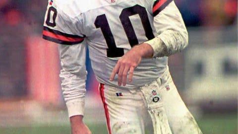 1995: Eric Zeier, Georgia