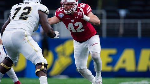 46. Colts: T.J. Watt - OLB - Wisconsin