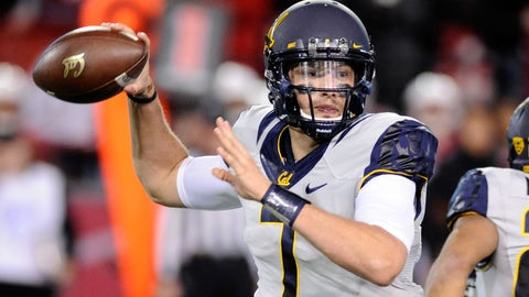 49. Washington: Davis Webb - QB - California
