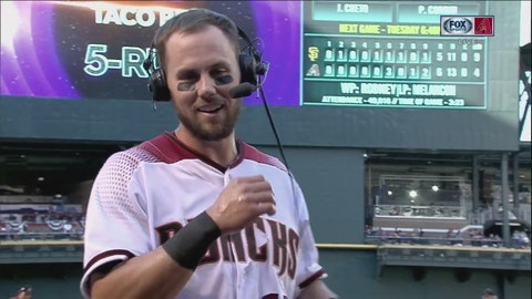 Arizona Diamondbacks: Chris Owings