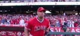 Angels Live: Team introduced at home opener