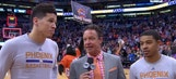 Booker, Ulis lead young Suns past Mavericks