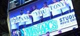 Fans thank Tony Romo in special night with Mavs