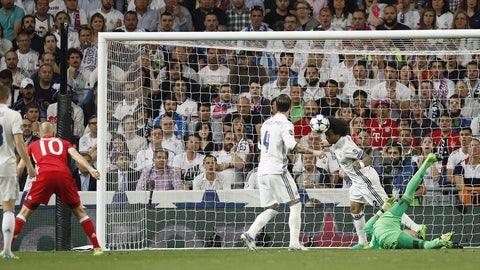 Marcelo was astounding