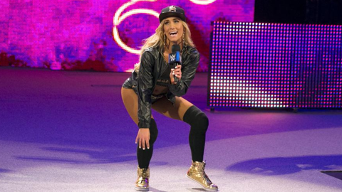 Carmella and James Ellsworth to Raw