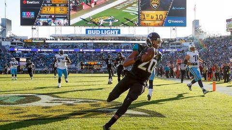Jacksonville Jaguars - 8:45