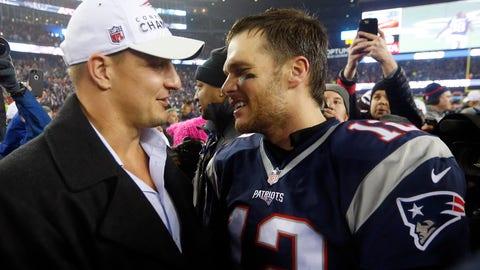 New England Patriots: +350