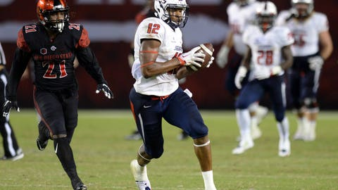 44. Los Angeles Rams (via trade with Buffalo Bills): Gerald Everett, TE, South Alabama