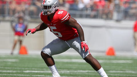 52. Browns: Raekwon McMillan - LB - Ohio State