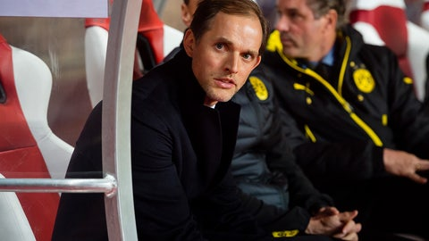 Thomas Tuchel whiffed with his starting XI