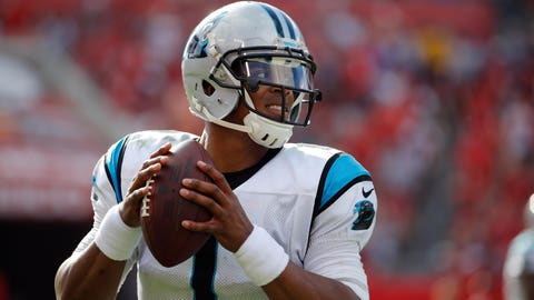 Cam is No. 2, Matt Ryan is No. 3