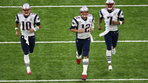 There's going to be a headlong collision between Tom Brady and Bill Belichick