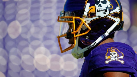 62. Steelers: Zay Jones - WR - East Carolina