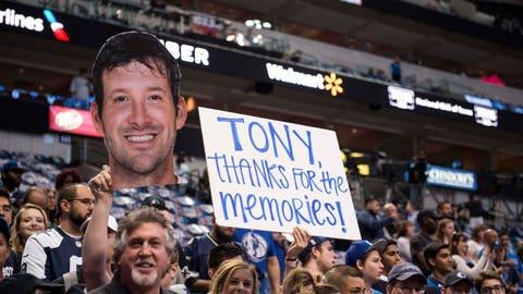 Tony Romo has always had star appeal