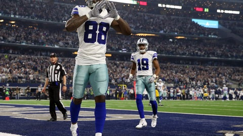 The Giants won't give Dez that chance