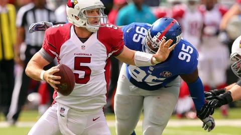 December 24: New York Giants at Arizona Cardinals, 4:25 p.m. ET