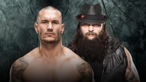 "Randy Orton vs. Bray Wyatt in a ""House of Horrors match"""