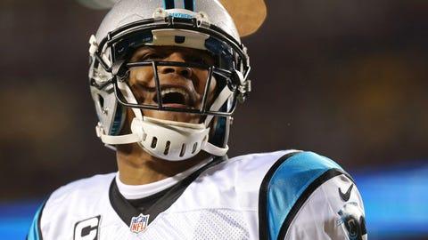 Carolina Panthers - 9:19