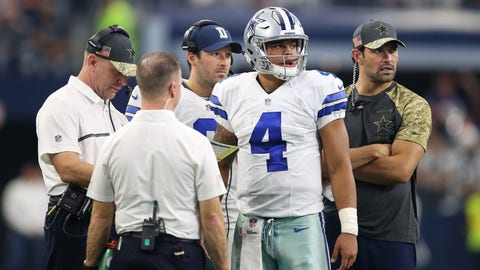 Tony Romo found out he wasn't going to make a fortune playing football anymore