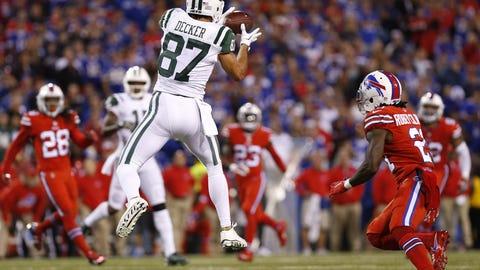 September 10: New York Jets at Buffalo Bills, 1 p.m. ET