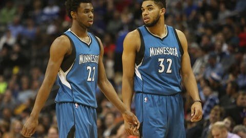 Minnesota Timberwolves: 28 years