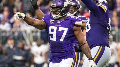 October 22: Baltimore Ravens at Minnesota Vikings, 1 p.m. ET