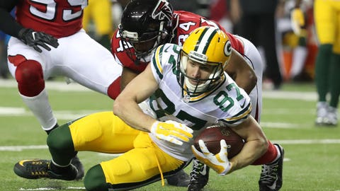 September 17: Green Bay Packers at Atlanta Falcons, 8:30 p.m. ET