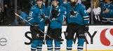 NHL Playoffs: Edmonton Oilers vs San Jose Sharks