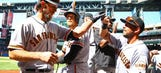 San Francisco Giants: Madison Bumgarner Makes History with Homers on Opening Day