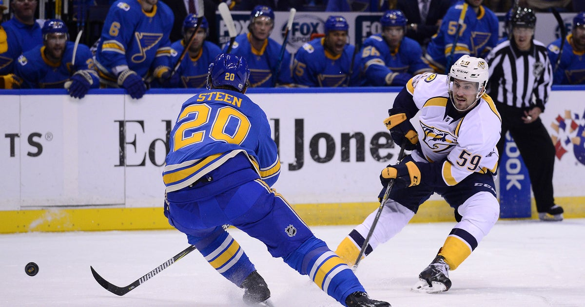 5de7ceeeb4e NHL Playoff Power Rankings  St. Louis and Nashville Fighting for Number One